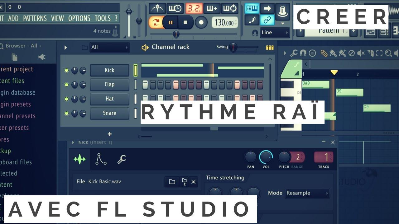 rythme rai pour fl studio 10 gratuit