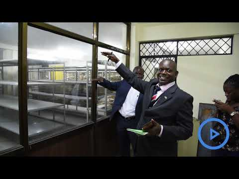 Mombasa Law court confident of clearing old cases after inspection of the registry office
