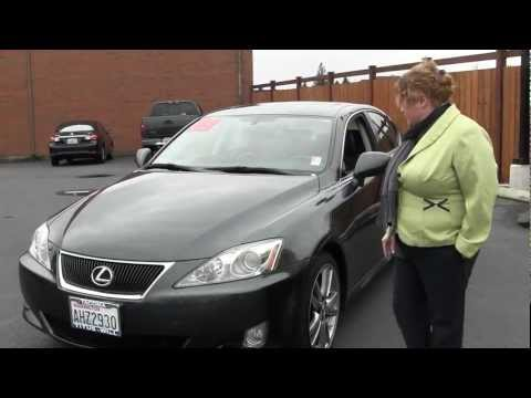 Virtual Tour of a 2008 Lexus IS250 at Titus Will Toyota in Tacoma