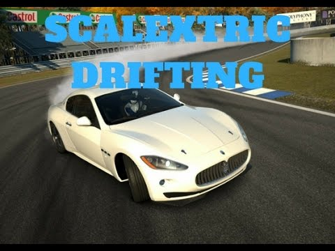 How to make a Drifting Scalextric Car (FOR FREE)