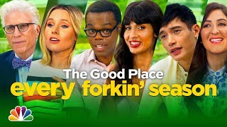 Every Forkin' Season - The Good Place (Digital Exclusive)