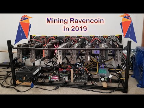 How To Mine Ravencoin - X16r, 2019 Update
