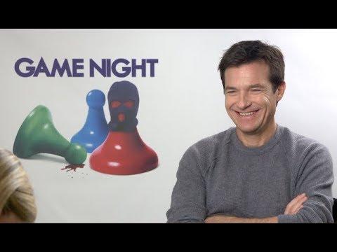 Jason Bateman interview for GAME NIGHT