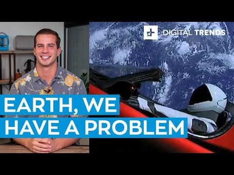 How Space Travel is Destroying the Planet | The Deets