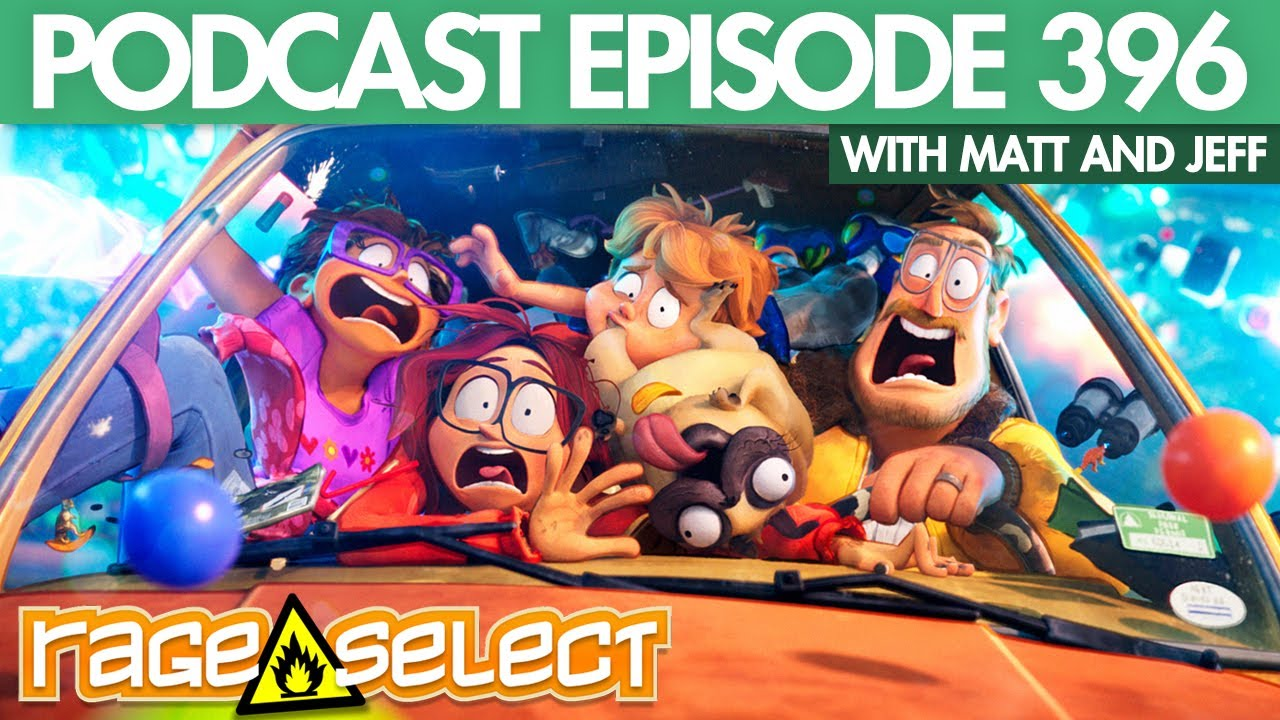 The Rage Select Podcast: Episode 396 with Matt and Jeff!