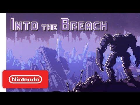 Into the Breach - Launch Trailer - Nintendo Switch
