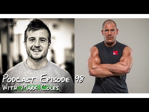 HOW TO LOSE FAT & BUILD MUSCLE with Mark Coles - Podcast 98