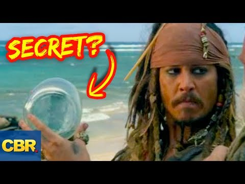 10 Pirates of the Caribbean Secrets That You Need To Know