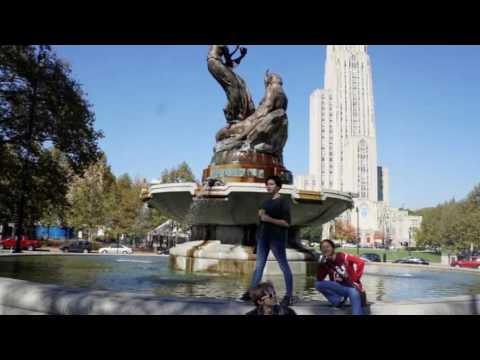 Oakland, Pittsburgh- Walking Tour