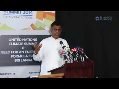 An Energy Pricing Formula for Sri Lanka by Hon. Patali Champika Ranawaka