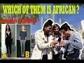 TURKISH REACTION: IS EVERY DARK-SKINNED PERSON AFRICAN?  || HER SİYAH TENLİ INSAN AFRİKALI MI?