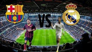Real Madrid C.F. vs FC Barcelona - Promo - 21/11/2015 BY: ARFV