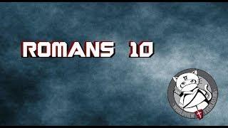 WEtvBurst: Romans 10