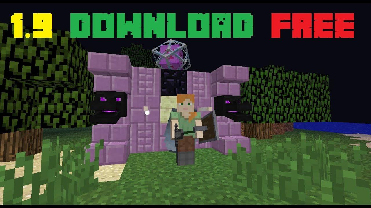 minecraft gratis download 1.9