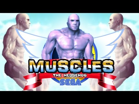Thumbnail: MUSCLES THE HEDGEHOG