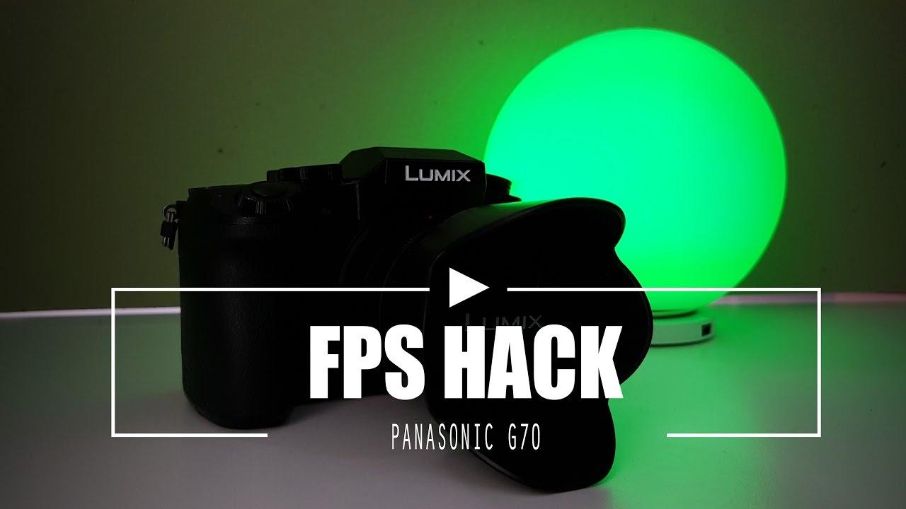 Panasonic G7 Firmware Hack