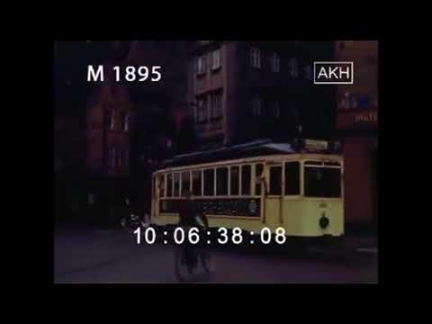 Breslau in colour - 1939!!