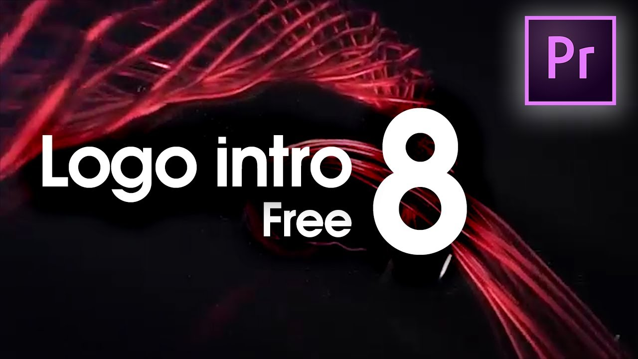 8 Free Intro Logo Opener Templates For Adobe Premiere Pro Youtube Adobe Premiere Pro Premiere Pro Graphic Design Lessons Premiere pro intro template free