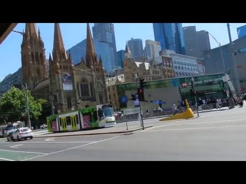 Melbourne - Public Transport - Flinders Street Station Tour 2015 12 16