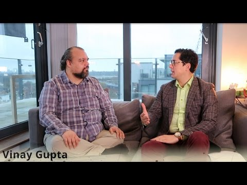 Interview with Vinay Gupta by Paul Tanasyuk | Blockchain, Identity, Resilience and Social Order