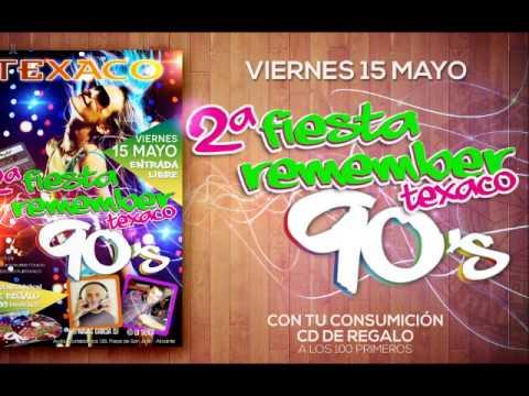 Sesion Remember Vol. 2 Texaco - Dj SenSi & Navas Garcia Deejay