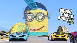 """POLOWANIE NA CZŁONKÓW EKIPY! w GTA 5 Online Hogaty i EKIPA """"MINIONKI MAPA!"""" #385"""