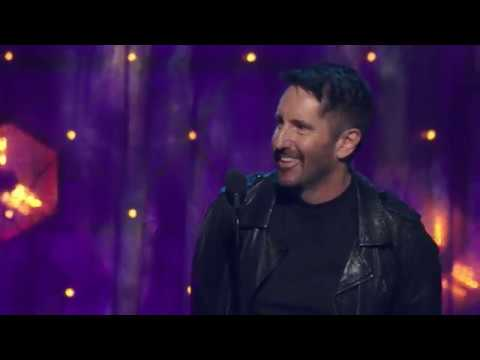 Trent Reznor Inducts The Cure | Rock and Roll Hall of Fame 2019 (Full Speech)