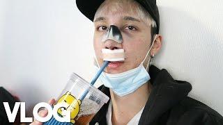 Getting Rhinoplasty in Gangnam || Vlog - Edward Avila
