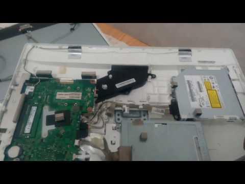 Cara Membongkar PC All In One Lenovo C20-00