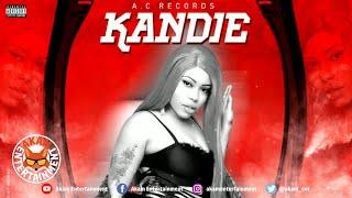 Kandie -  Afi Pay Fah [Audio Visualizer]