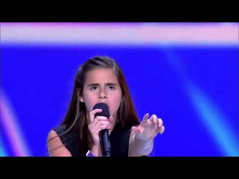 Carly Rose Sonenclar - THE X FACTOR USA Audition [Feeling ...