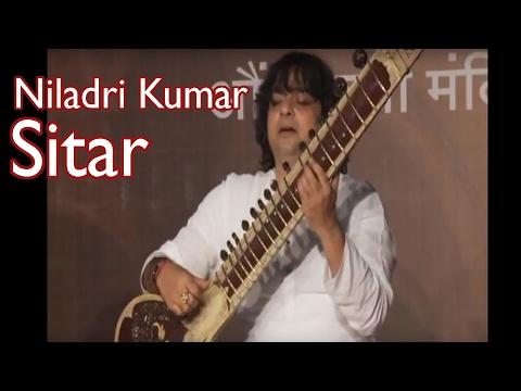 Niladri Kumar Sitar - Bilaskhani Todi