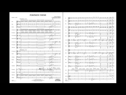 Pokémon Theme arranged by Paul Murtha
