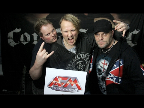 COMMUNIC - Signing Announcement (2017) // AFM Records
