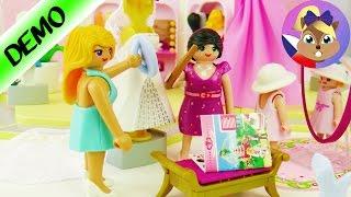 Playmobil svatební salón | Skvělá hračka pro děti s parukami, šatami a dalším