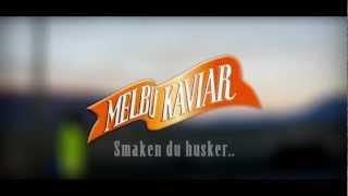 NUMMER 4 : Melbukaviar reklame, fersk kaviar rett fra havet