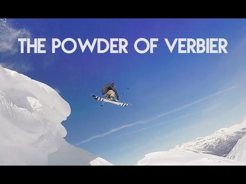 Ski freeride  - The powder of Verbier | RadCow