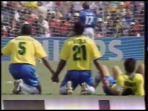 World's Reactions to 1994 FIFA World Cup Final - Brazil vs Italy