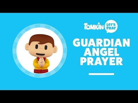 Tomkin Let's Pray—Guardian