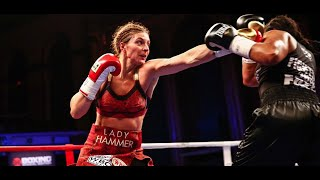 Christina Hammer Says Everybody Wants to See Her Fighting Claressa Shields