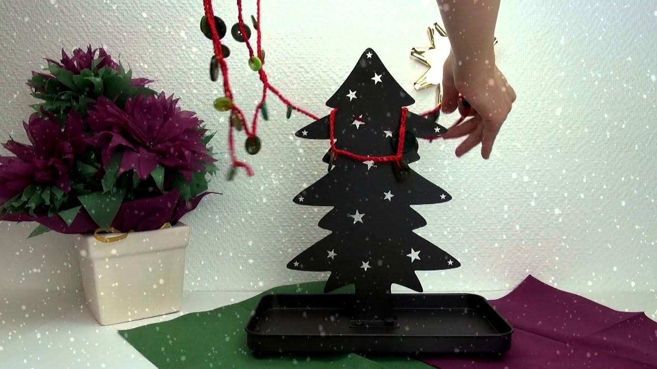 Das große WEIHNACHTSPROJEKT! Der YouTuber Weihnachtsbaum! - YouTube