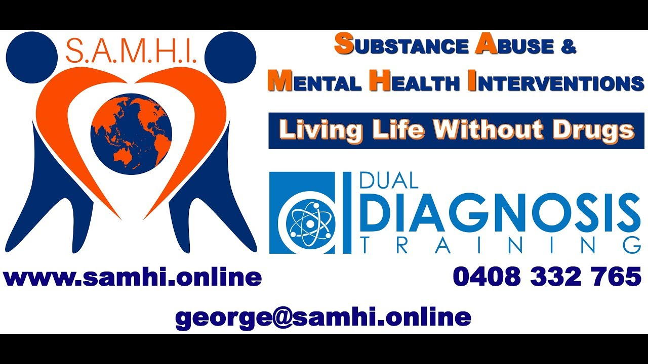 S A M H I  ONLINE | Substance Abuse & Mental Health