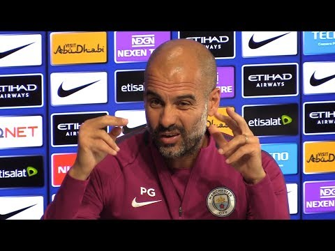 Pep Guardiola Full Pre-Match Press Conference - Watford v Manchester City - Premier League