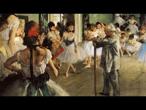 [EN] The Ballet Class - Edgar Degas (1871-4) [Analysis]