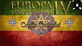 EU4: Rule Britannia - Coptic Crusade! 1