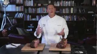 Wegmans Roasting Beef Technique