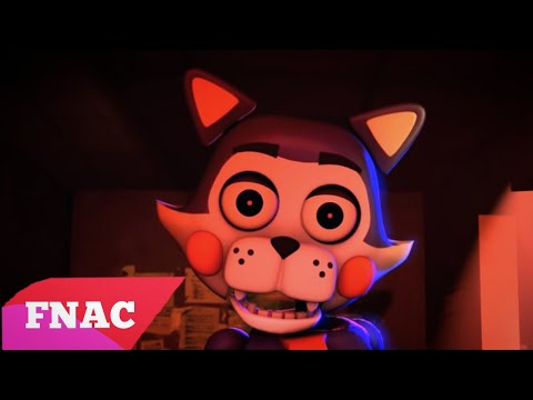 (FNAC SONG SFM) - The Experiment [Five Nights At Candy's Animation Music Video]