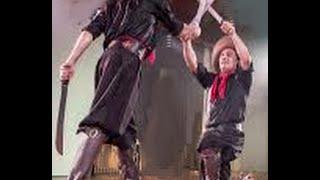 terrível briga de facão com Antonio das Mortes