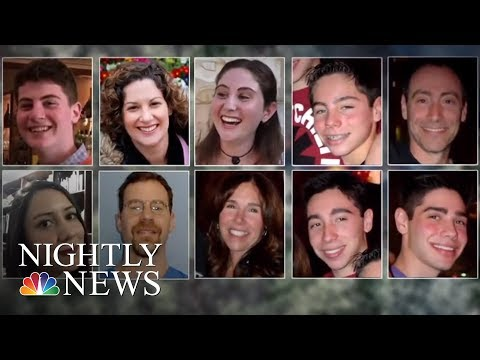 Emotional Family Of Costa Rica Plane Crash Victim Speaks Out | NBC Nightly News
