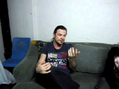 Entrevista(charla) con Isaac Delahaye guitarrista de Epica para Headbangers Legacy